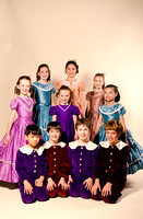 2012 Walnut Hill Nutcracker Cast Portraits